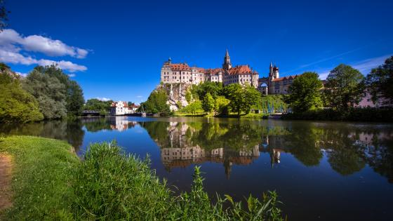 Sigmaringen Castle (Germany) wallpaper