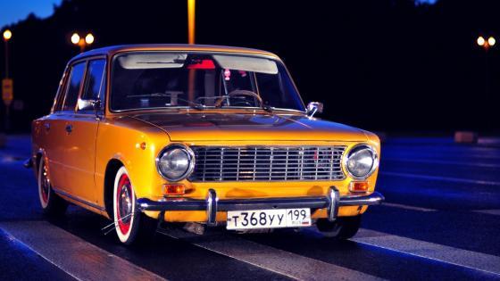 Lada 1200 wallpaper