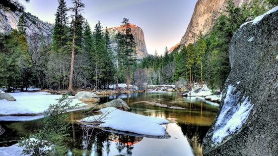 Yosemite Valley, Yosemite National Park wallpaper