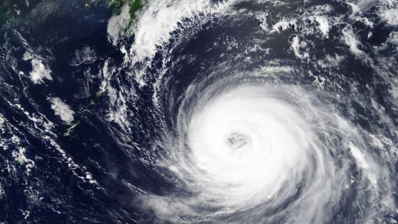 Typhoon Soulik wallpaper