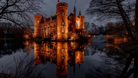 Moyland Castle (Schloss Moyland) wallpaper