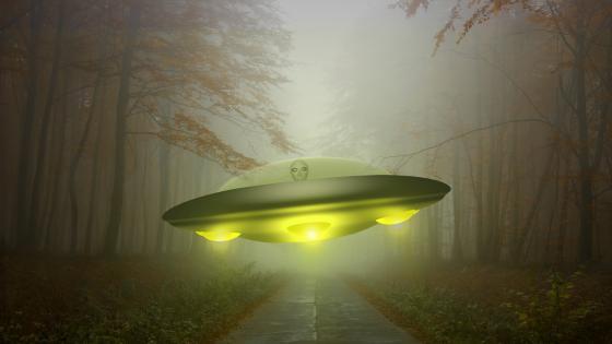 Extraterrestial wallpaper