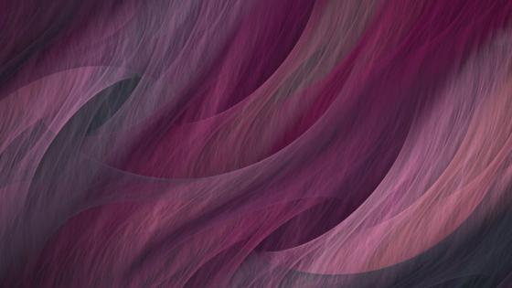 Flowing Fibers wallpaper