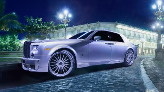 Rolls-Royce Ghost wallpaper