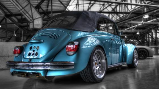 Volkswagen Beetle wallpaper