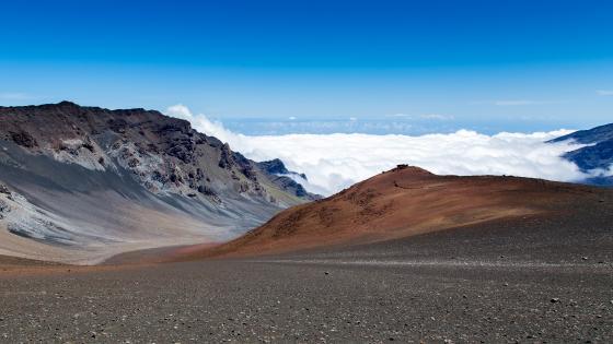 Haleakalā Crater wallpaper