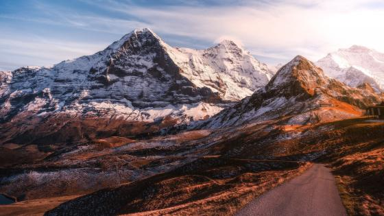 Kleine Scheidegg (Switzerland) wallpaper
