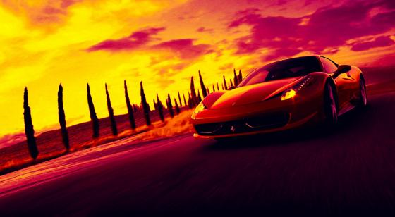 Ferrari 458 wallpaper