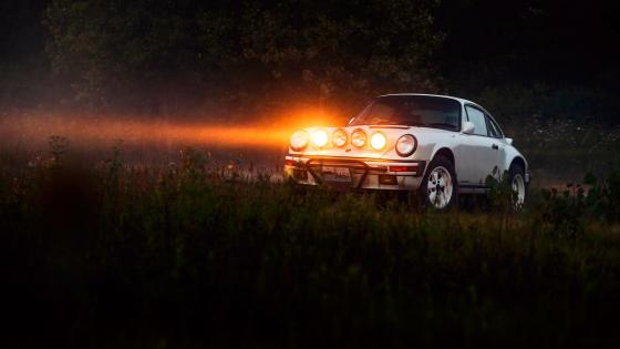 Porsche 911 classic car wallpaper