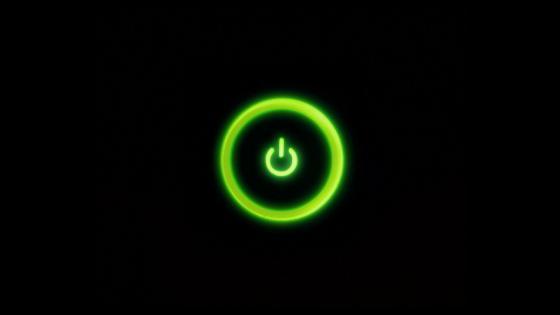 Xbox verde wallpaper