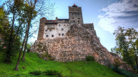 Bran Castle (Transylvania) wallpaper