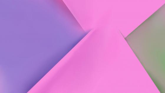 Pink minimal wallpaper