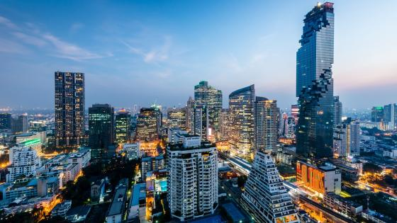 King Power Mahanakhon, Bangkok wallpaper