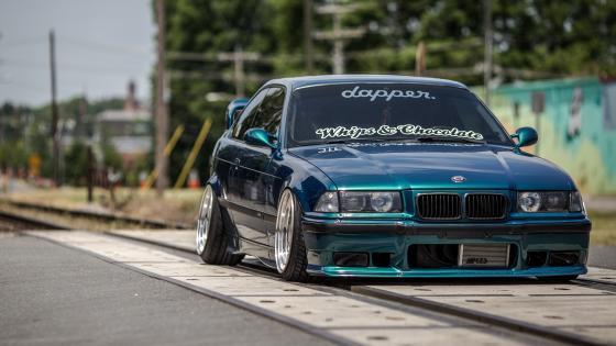 1987 BMW M3 wallpaper