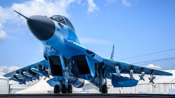 Mikoyan MiG-29M2 wallpaper
