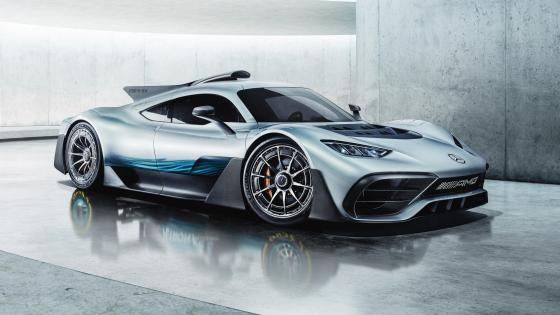 Mercedes AMG Project One wallpaper