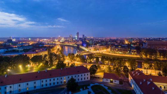 Vilnius wallpaper