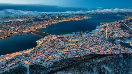 Tromso (Norway) wallpaper
