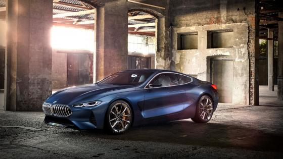 BMW 8-Series Concept wallpaper