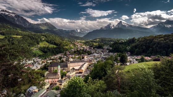 Berchtesgaden wallpaper