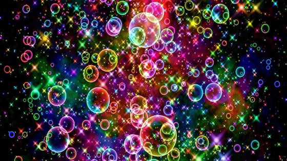 Bubble Bubble wallpaper