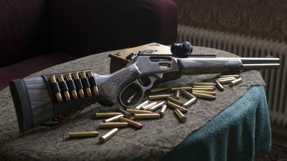 Lever action wallpaper