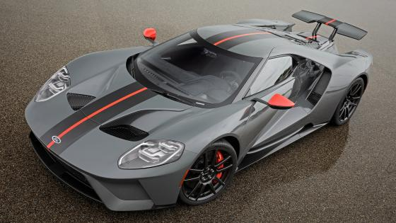 2019 Ford GT Carbon wallpaper