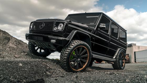 Mercedes-Benz G-Class wallpaper