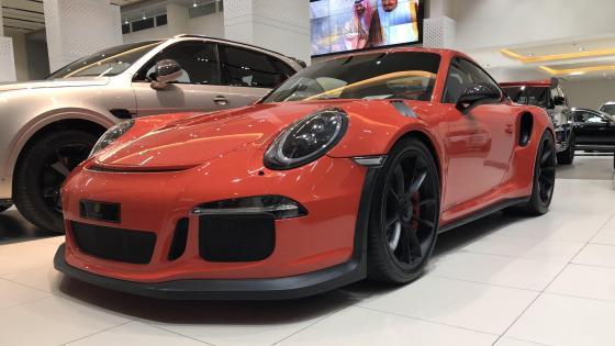 Porsche gtr 4 wallpaper