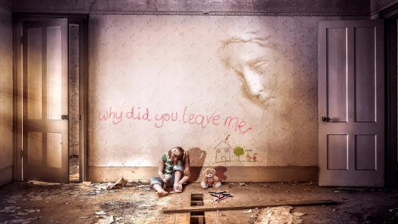 Why Did You Leave Me wallpaper