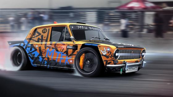 Lada racing wallpaper