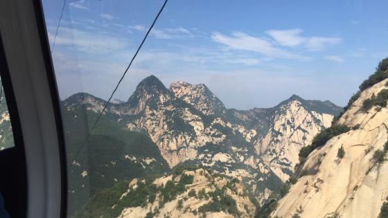 华山-Mount Hua wallpaper