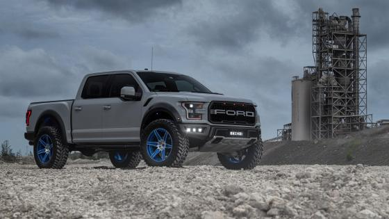 2017 Ford F-150 Raptor wallpaper