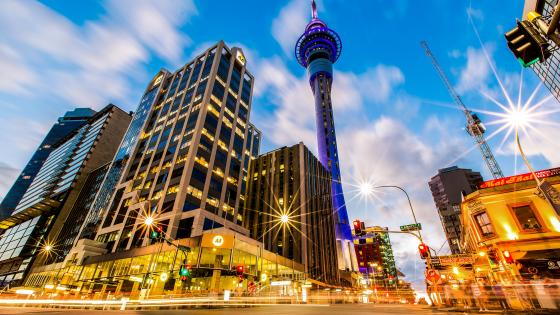 Sky Tower (New Zealand) wallpaper