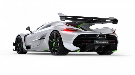 Koenigsegg Jesko wallpaper