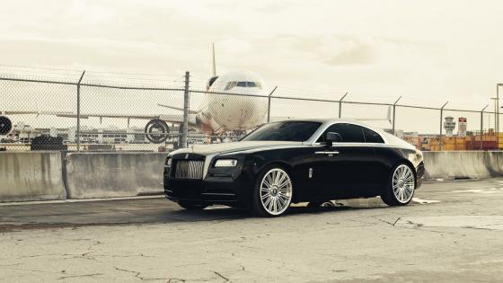 Rolls-Royce Phantom Coupé wallpaper