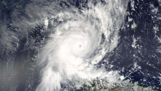 Tropical Cyclone Enawo wallpaper