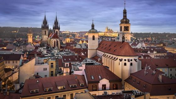 Prague (Czechia) wallpaper
