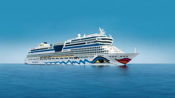AIDAmar cruise ship wallpaper