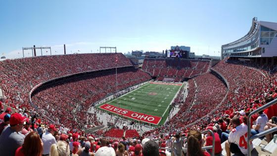 Ohio Stadium wallpaper