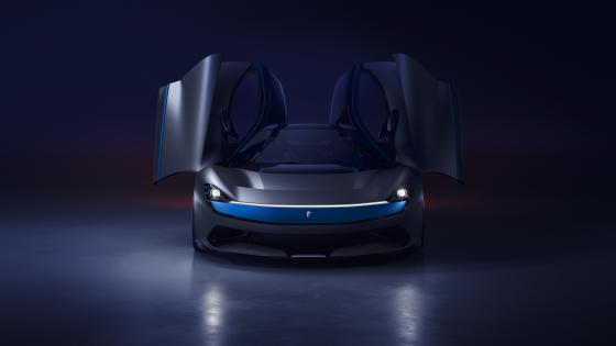 Pininfarina Battista wallpaper