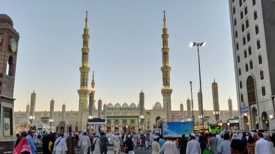 Madina Munawwarah wallpaper