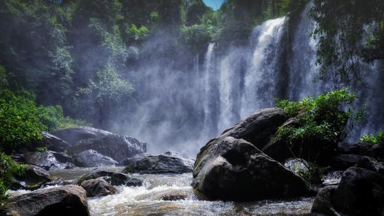 Phnom Kulen National Park wallpaper