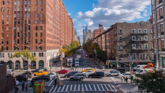 High Line (New York) wallpaper