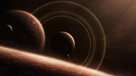 Planets wallpaper