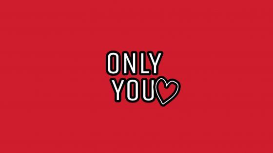 Only u wallpaper
