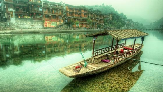 Feng Huang Ancient Town wallpaper