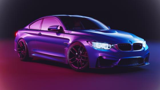 BMW M4 F82 Coupe wallpaper