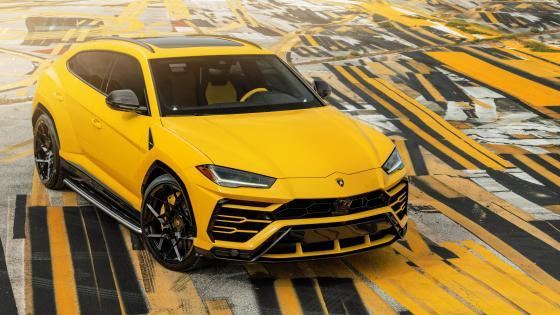 Lamborghini Urus Super Suv wallpaper