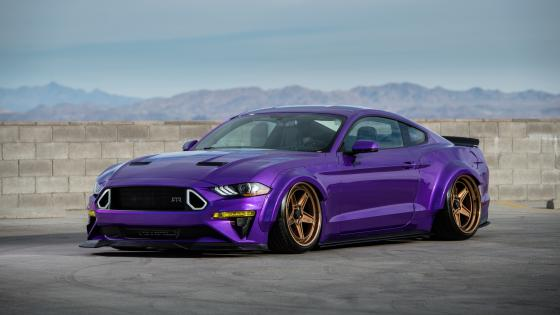 Ford Mustang GT RTR wallpaper
